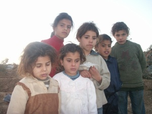 al samouni children